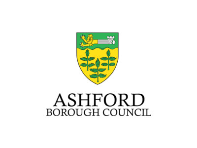 Ashford Borough Council Logo client Hairyhand