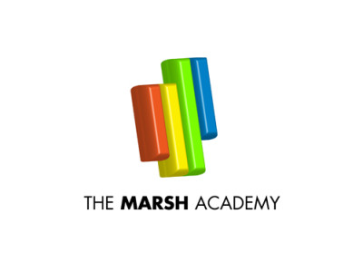 The Marsh Academy Logo client Hairyhand