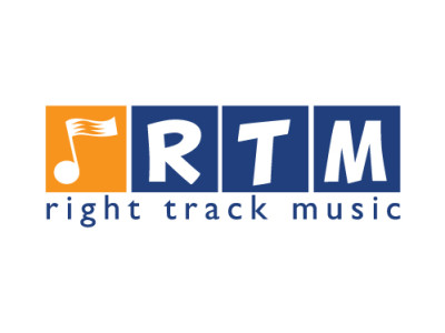 Right Track Music Logo Client Hairyhand