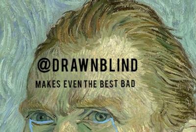 OneMinuteBrief drawn blind response Hairyhand