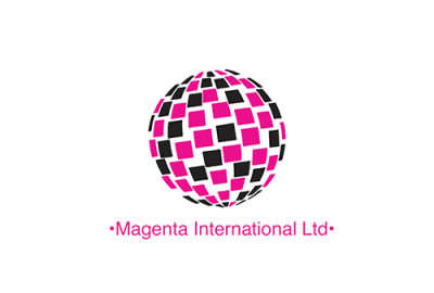 Magenta International Logo Client Hairyhand