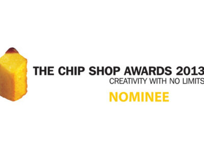 ChipShop Badge Nominee Hairyhand