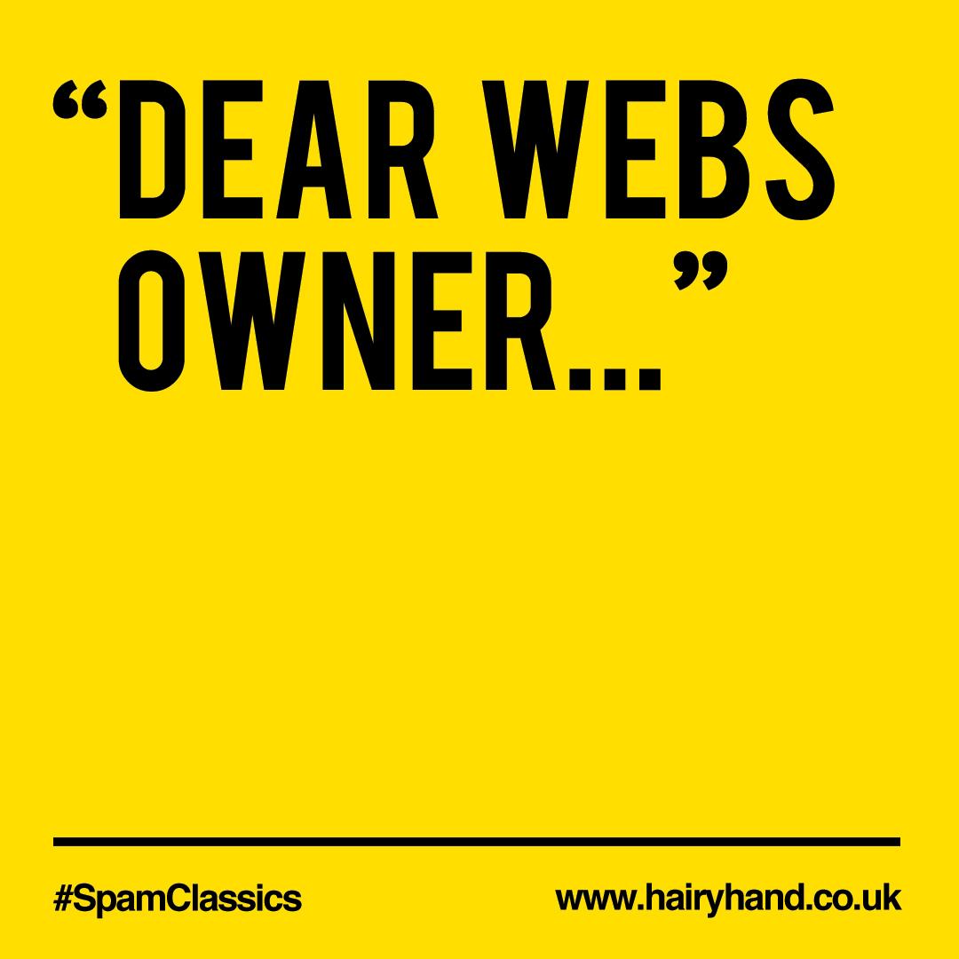 Spam-Classics-Dear-webs-Hairyhand-insta