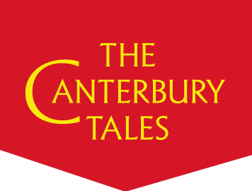 Canterbury Tales logo client Hairyhand