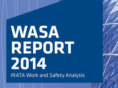 Annual Report design: Irata