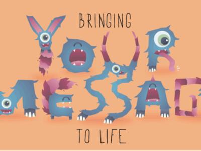 digital animation illustration