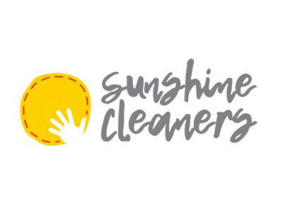 vector Logo sunshine cleaners